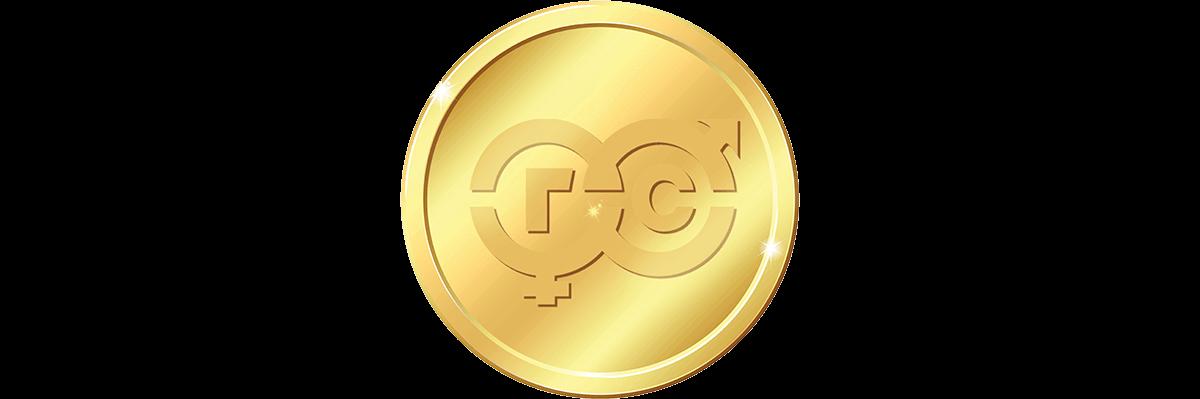 Монета «Гавриш» для использования в качестве бонуса